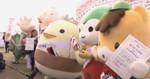 ゆるキャラグランプリ2012優勝「いまばりゆるきゃらバリィさん」