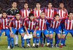 サッカーパラグアイ代表のユニフォーム
