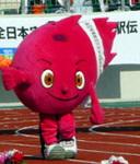 「全日本実業団対抗女子駅伝競走大会」の応援マスコットキャラクター『ランナちゃん』