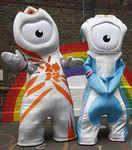 2012年ロンドンオリンピックのキャラクター