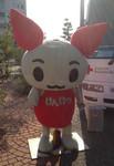献血推進キャラクター「けんけつちゃん」