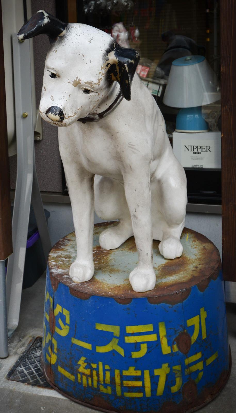 ビクターのニッパー犬